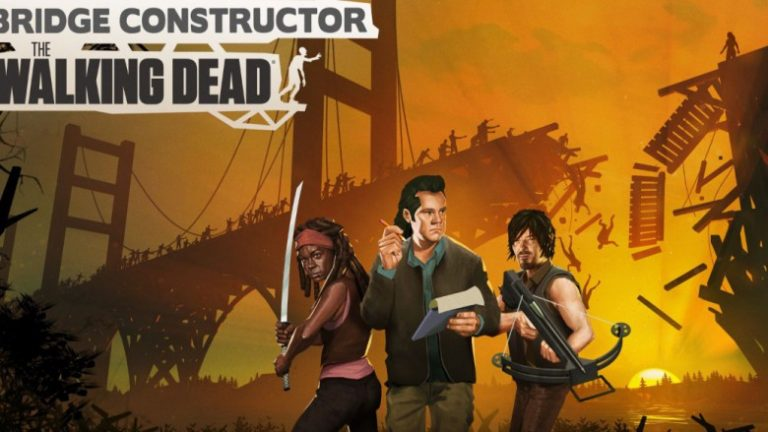 Bridge Constructor: The Walking Dead – Neuer Trailer