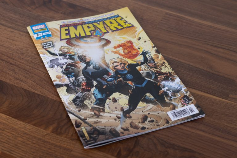 Marvel Empyre Band 2 – Comic Review