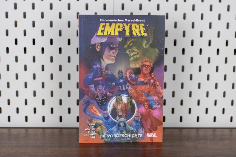 Marvel Empyre: Die Vorgeschichte – Comic Review