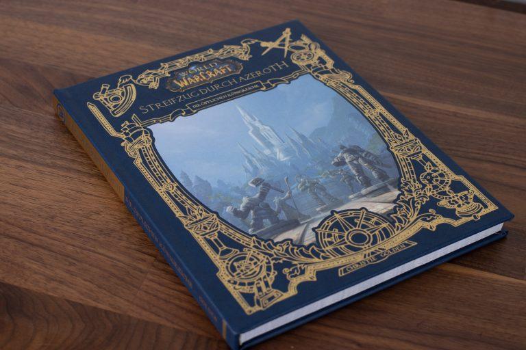 WoW Streifzug durch Azeroth – Buch Review