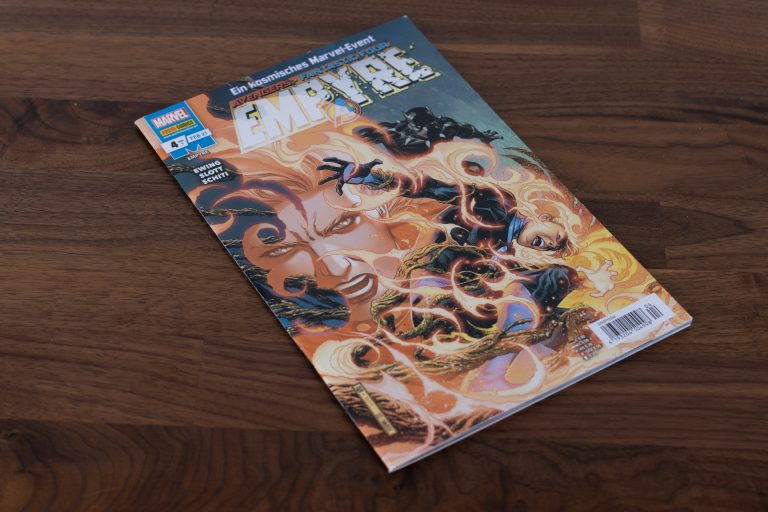 Marvel Empyre Band 4 – Comic Review
