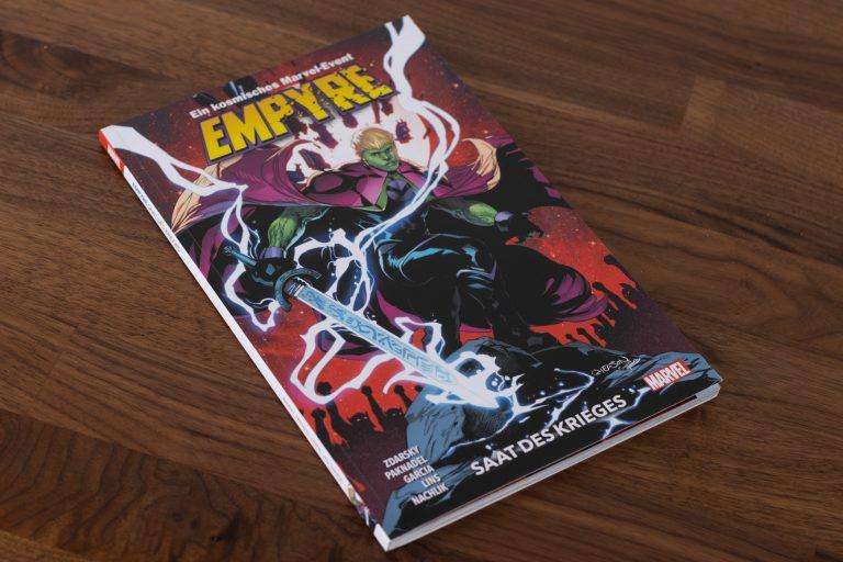 Marvel Empyre – Saat des Krieges – Comic Review