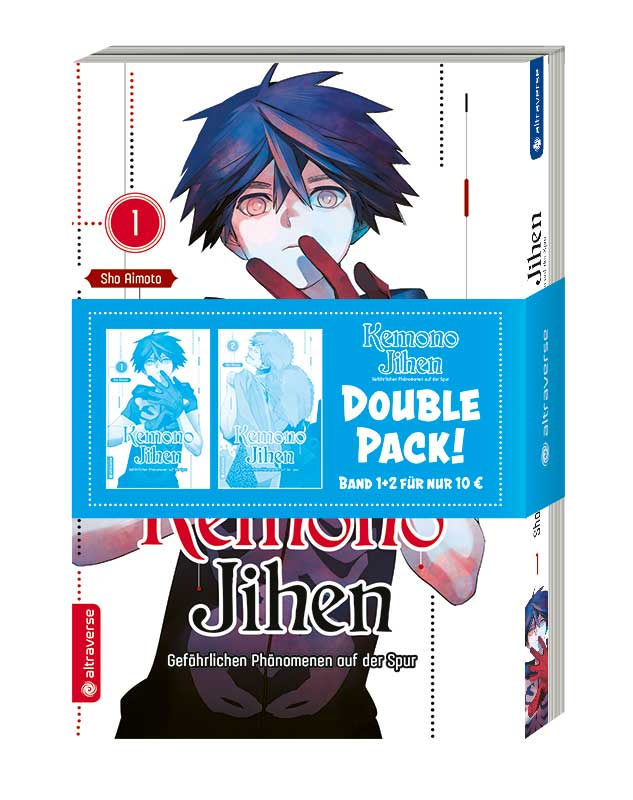 Kemono Jihen Double Pack – Manga Review