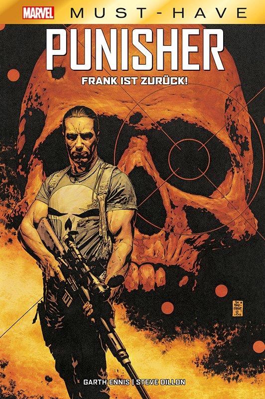 Marvel Must-Have Punisher – Frank ist zurück! – Comic Review