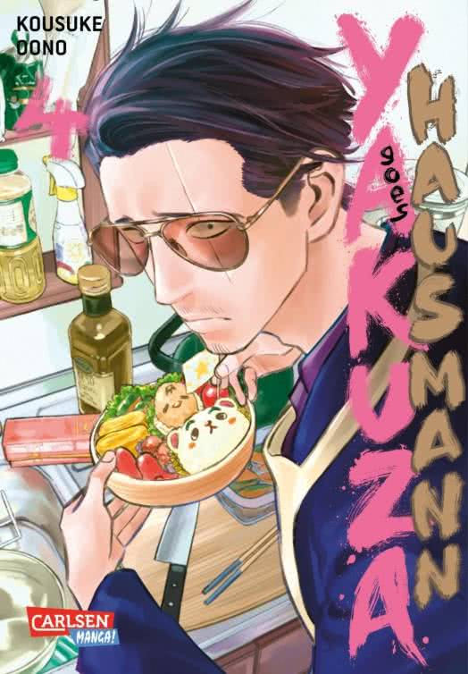 Yakuza goes Hausmann 4 – Manga Review