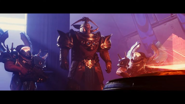 Lance Reddick macht Destiny Spielern eine Freude