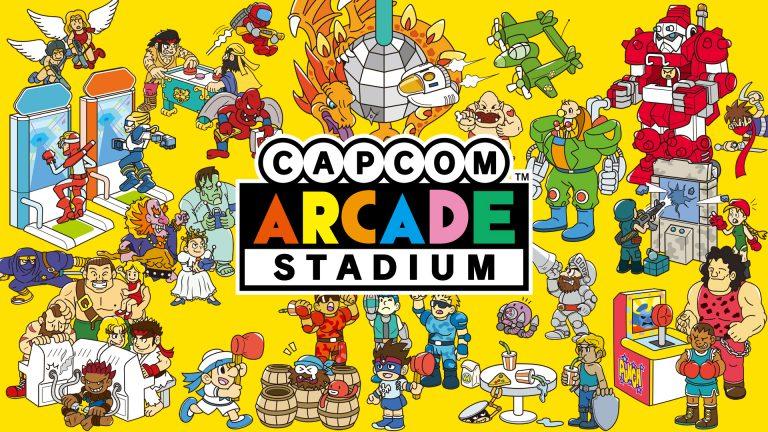 Capcom verschenkt 2 Spiele für Switch