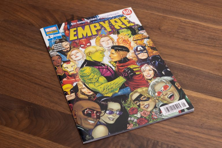 Marvel Empyre Band 5 – Comic Review