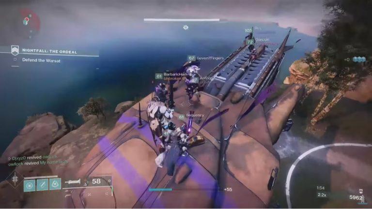 Gefallenen Schiff ist gefallen – Destiny 2