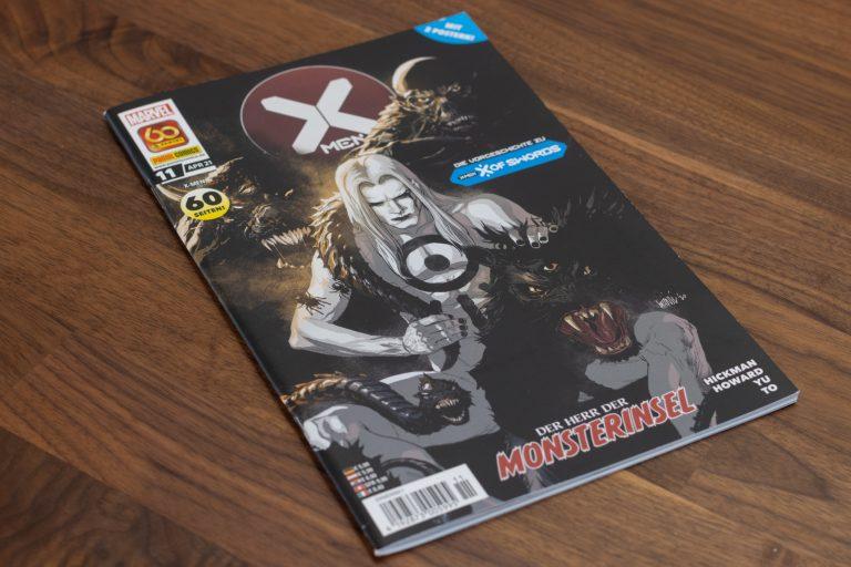 X-Men 11: Der Herr der Monsterinsel – Comic Review