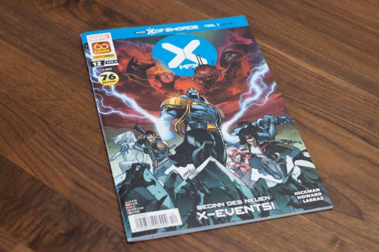 X-Men 12: Beginn des neuen X-Events – Comic Review