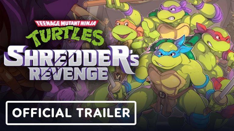 Teenage Mutant Ninja Turtles: Shredder's Revenge angekündigt