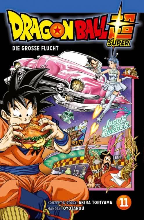 Dragon Ball Super Band 11 – Manga Review