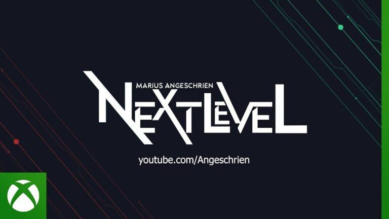 Next Level – Gaming-Event mit Marius Angeschrien