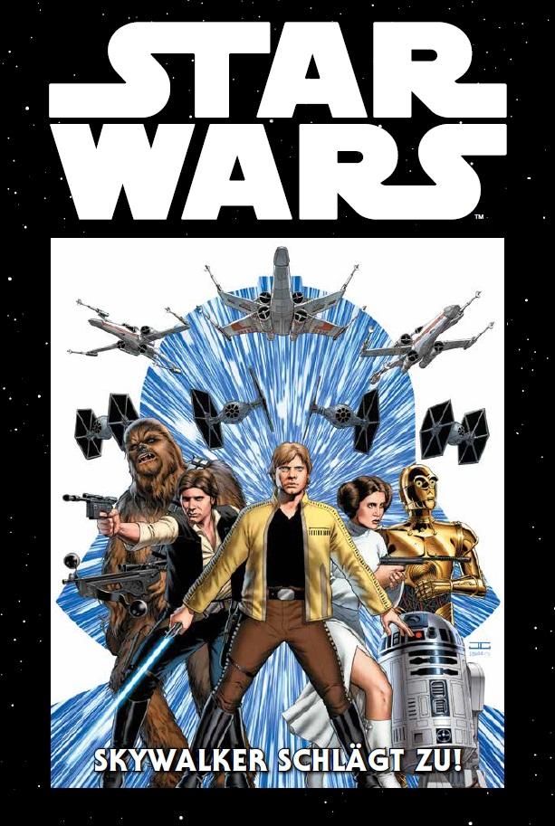 Star Wars Tag und Panini feiert es mit der Sternensaga