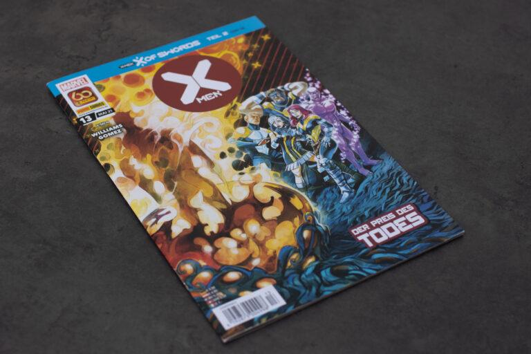 X-Men 13 – Comic Review
