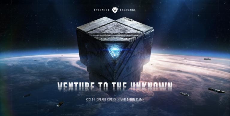 Infinite Lagrange – Weltraum-Strategie erscheint bald